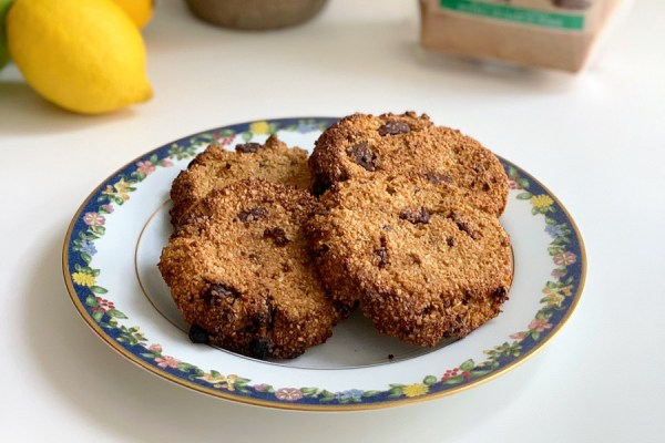 healthy cookie recette