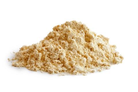 protéine de pois nature en poudre